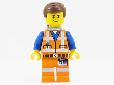 LEGO The Lego Movie Emmet Minifigure with Piece of Resistance