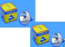 2 x PAR-30 240Volt 100Watt - PAR 30 E27 Fassung, 10° SPOT, Leuchtmittel, OMNILUX