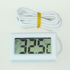 Mini Digital LCD Display High Temperature Thermometer With Probe Celsius