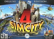 SimCity 4: Deluxe Edition (PC, 2003) - European Version, 2 Discs