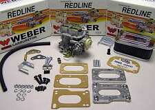 Toyota Pickup 20R 22R Weber 38  DGES Conversion Kit