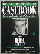 Murder Casebook Issue 38 - The Rebel Killer Charlie Starkweather