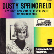 "DUSTY SPRINGFIELD ‎– I Just Don't Know What To Do (1964 FAVORIETEN EXPRES 7"")"