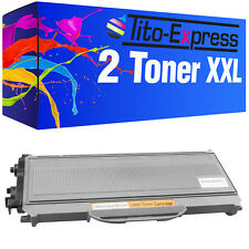 2 Toner für Brother TN2120 DCP7030 DCP7040 HL2140 HL2150N HL2170W MFC-7340 7440N