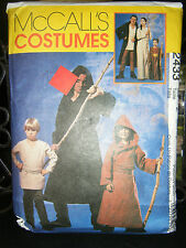 McCall's 2433 Adult's Star Wars Space Nomads Costume Pattern - Size M