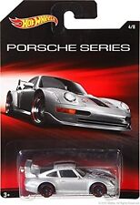 HOT WHEELS - PORSCHE SERIES - 993 GT2 - 4/8 MOC