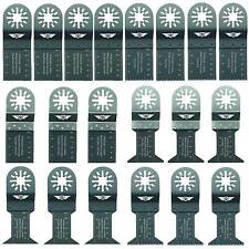 TopsTools 20 x Mix Blades for Bosch PMF 180 190 250 10.8 li Multitool