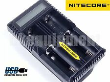 Nitecore UM20 18650 14500 10440 IMR Li-ion Rechargeable USB Battery Charger