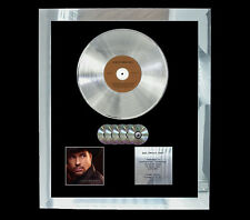 GARTH BROOKS ULTIMATE MULTI (GOLD) CD PLATINUM DISC FREE SHIPPING TO U.K.