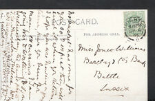 Family History Genealogy Postcard - Williams - Barclays Bank, Battle RF101