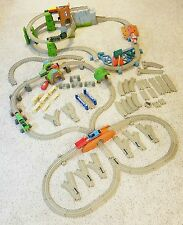 Thomas And Friends Castle Quest Train Set + Extras Trackmaster 100+ Pieces Lot