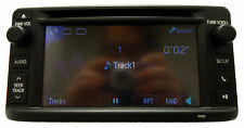 2013 Highlander Touch Screen Satellite Bluetooth Radio MP3 CD Player 57055 OEM