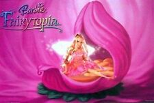 Barbie Fairytopia - Fairy Pink Flower - Poster #A