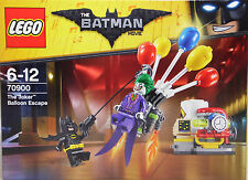 Lego Batman Movie 70900 The Jocker Ballon Escape Jockers Flucht Ballons NEU NEW