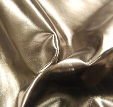 59 sf Peuter Metallic Cow Hide Upholstery Leather Hide Skin Pieces x17o