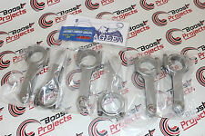 EAGLE BMW M52-54 S50 S52 E36-46 FORGED H-BEAM CONNECTING ROD SET