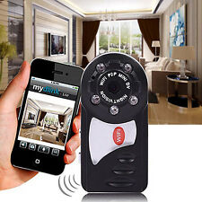 WiFi DV IP Wireless Spy Cam Night Vision Camera Security for Android iOS Grand