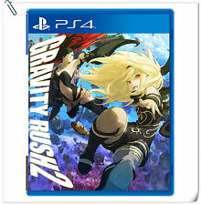 PS4 Gravity Rush 2 重力異想世界完結篇 中英文版 SONY PlayStation Games Action SCE