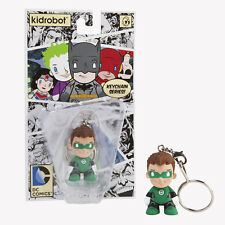 Kidrobot DC Comics Green Lantern Vinyl Figure Keychain NEW Toys Justice League