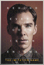 The Imitation Game Benedict Cumberbatch Keira Knightley  (DVD)
