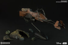 Sideshow - Star Wars - 1/6 Scale Speeder Bike Collectibles (In Stock)