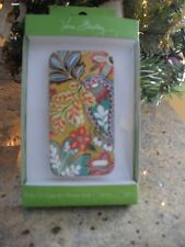 NEW Vera Bradley Floral Paisley Plastic Snap On Phone Case Fits iPhone 4/4S