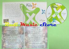 CD NUOVA POLO X RED RONNIE compilation PROMO 2004 DILAILA CALDOBRADO NORM (C33)
