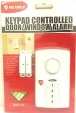 RED SHIELD ST-09 KEYPAD CONTROLLED DOOR WINDOW ALARM