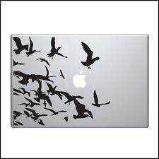 Calcamonía para Macbook Pro aves Adhesivo De Vinilo laptop air funny mac 13 15