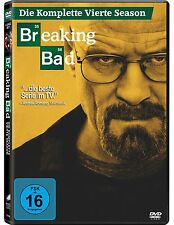 4 DVD-Box ° Breaking Bad - Staffel 4 ° NEU & OVP