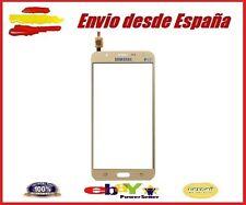Pantalla Tactil Para Samsung Galaxy J7 J700 Dorado Dorada SM-J700 Táctil Gold