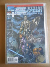 SILVER SURFER / WEAPON ZERO #1 1997  Marvel Comics  [SA38]