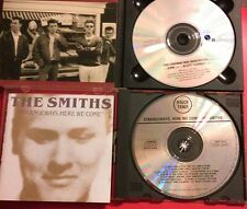 THE SMITHS Strangeways Here We Come JAPAN CD VDP-1278  & This Charming Man OOP