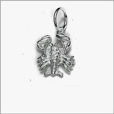 Anhänger Sternzeichen - KREBS 925er.Sterling Silber 21mm.1,51g TOP