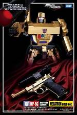 Transformers MP-05G Masterpiece Megatron 30th Anniversary Gold Takara