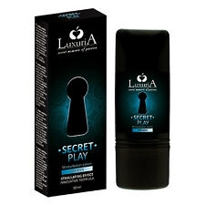 lubrificante intimo STIMOLANTE SESSUALE SECRET PLAY HIM 30 ML