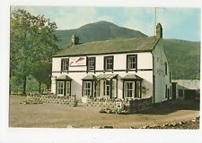 Fish Hotel Buttermere Old Postcard, A470