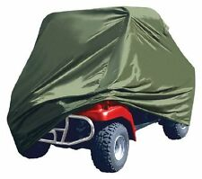 Brand New PyleSport PCVUTV10 Armor Shield UTV Cover Without Cabin Olive In Color