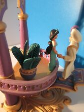 Disney 1994 RARE ALADDIN on Carpet at Jasmine's Balcony STATUE - Ron Lee #84/500