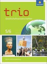 TRIO  Gesellschaftswissenschaften  5 / 6  Berlin/Brandenburg