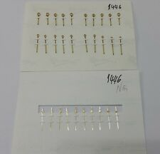 ETA 2824, 2834, 2836, 2842 Watch Hnads, New, Bundle Offer, 10 Sets