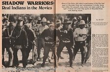 Shadow Warriors - Reel Indians In The Movies +Chief Yellow Calf+, Darkfeather+
