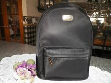MICHAEL KORS JET SET LARGE NYLON *BLACK* BACKPACK BACK PACK $298 NWT!!!