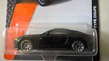 Matchbox '15 Jaguar F-Type Coupe *Unopened* black long card