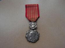 Médaille   des douanes en argent