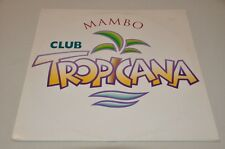 "Club Tropicana - Mambo - 90er - 12"" Maxi-Single Vinyl Schallplatte LP"