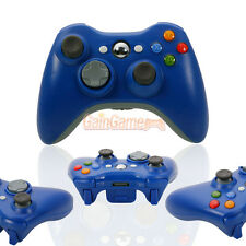 New Blue Wireless Game Remote Controller for Microsoft Xbox 360 Console