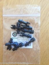 Land Rover Defender Brake Line Clips x10 - Bearmach Quality Parts - CRC1250L