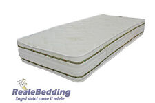 MATERASSO KING MEMORY E WATERFOAM SINGOLO 80X190 H25 ALOE VERA 3SPACE