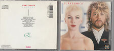 Eurythmics - Revenge  (CD, Oct-1990, RCA)  PCDI-5847 JAPAN EARLY PRESS